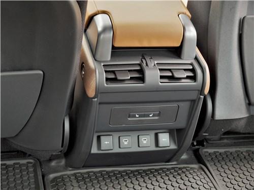 Land Rover Defender 90 (2020) печка для второго ряда