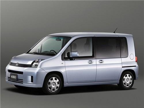 Новость про Honda - Honda Mobilio