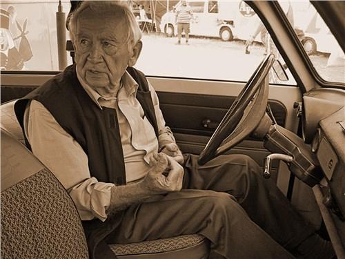 Создатель Trabant Вернер Ланг