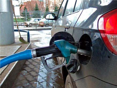 Цена бензина на петербургской бирже достигла рекордной величины