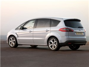 Ford S-Max -