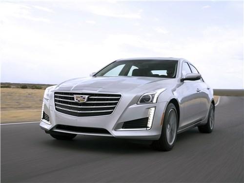 Новый Cadillac CTS - Cadillac CTS 2017 Из флагманского арсенала