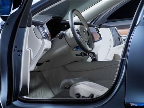 Volvo S90 2016 салон