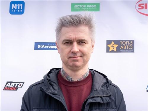 Сергей Мышлявцев, исполнительный директор Национальной премии экспертов автобизнеса «ТОП-5 АВТО»