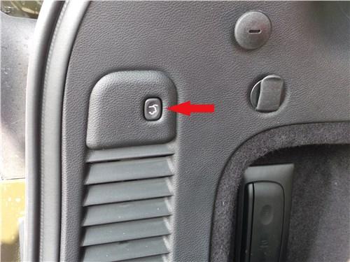 Jeep Grand Cherokee 2013 Кнопка электропривода двери