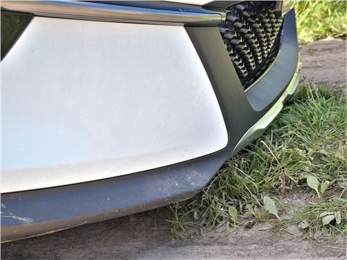 Kia XCeed 2020 передний бампер