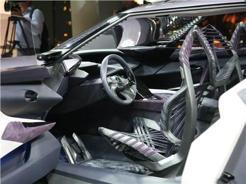 Предпросмотр lexus ux concept 2016 салон
