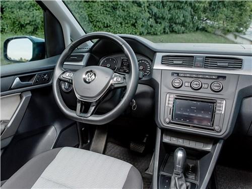 Volkswagen Caddy Maxi 2016 водительское место
