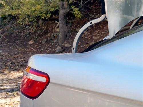 Предпросмотр lifan solano 2016 багажник