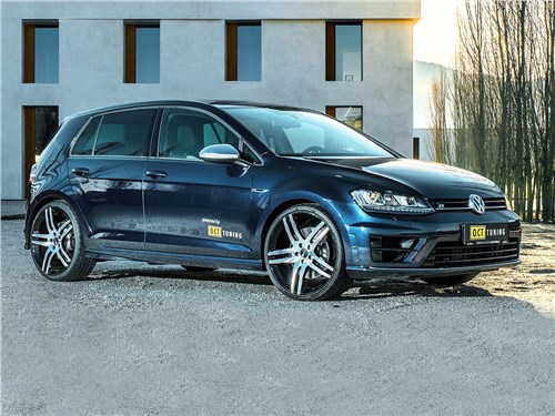 O.CT Tuning | Volkswagen Golf R вид спереди