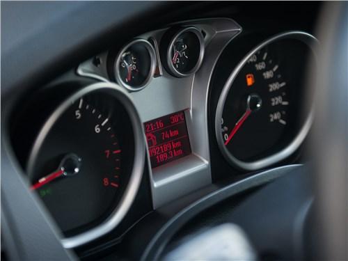 Ford Kuga 2008 приборная панель