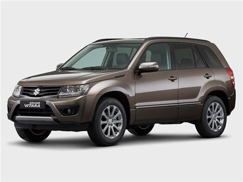 Новость про Suzuki Grand Vitara - Suzuki Grand Vitara
