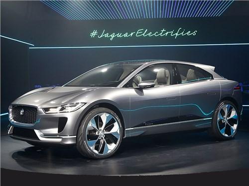 Jaguar I-PACE в деталях