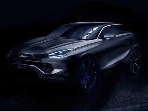 Китайский клон Lamborghini?