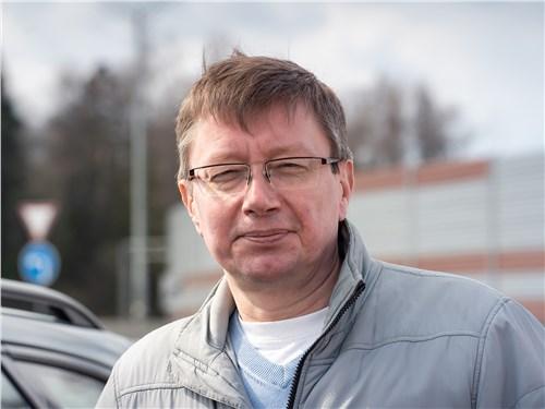 Антон Чуйкин, председатель жюри премии, главный редактор «Радио Автодор»