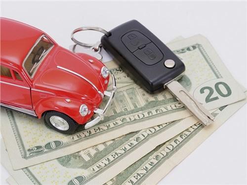 Средний размер автокредитов вырос почти на десять процентов