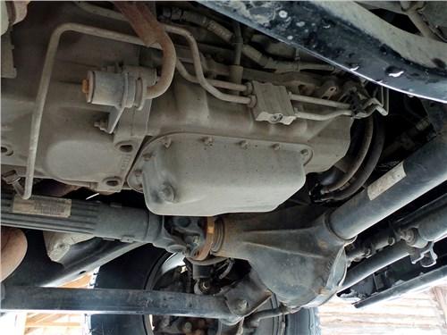 Предпросмотр jeep wrangler 2007 картер двигателя