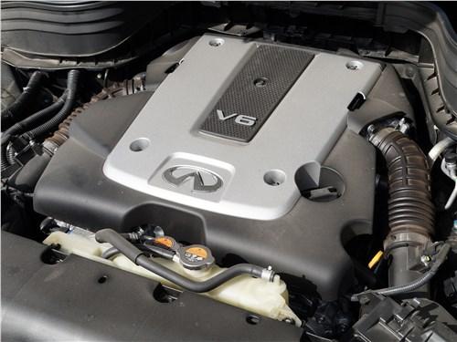 Infiniti QX50 2016 двигатель