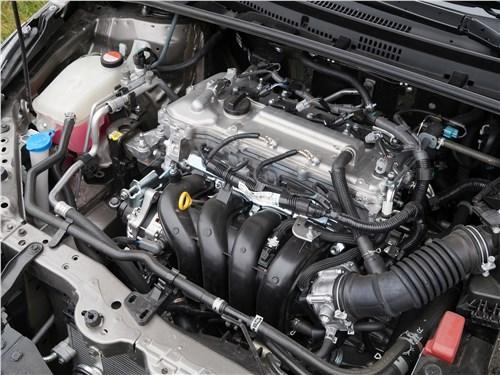 Предпросмотр toyota corolla 2017 двигатель