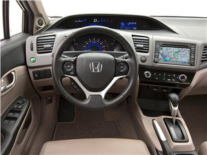 Популярный квартет (VW Golf IV, Оpel Astra, Toyota Corolla, Honda Civic) Civic -