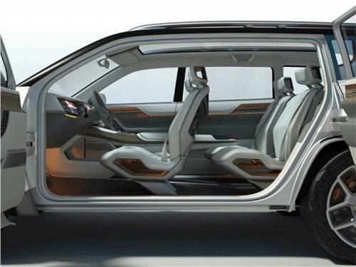 Предпросмотр jeep yuntu concept 2017 салон