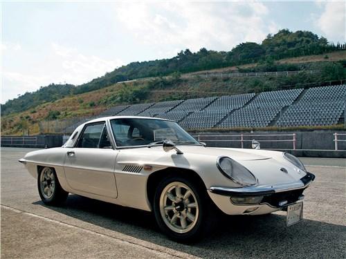 Mazda на протяжении нескольких десятилетий активно использовала роторные двигатели
