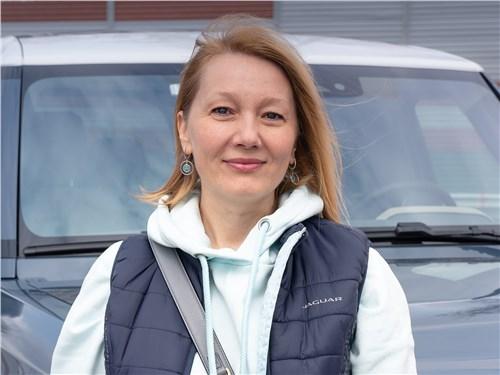 Наталья Трынко, руководитель PR-группы «Jaguar Land Rover Россия»