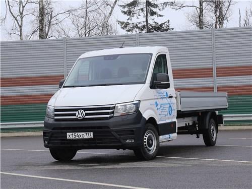 Предпросмотр volkswagen crafter 2017 вид спереди сбоку