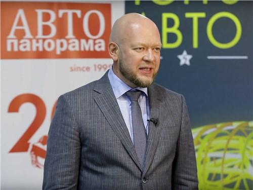 Интервью с Вячеславом Кузяковым, генеральным директором компании «Jaguar Land Rover в России» на ММАС-2018