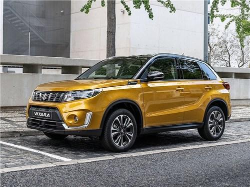 Новость про Suzuki - Suzuki Vitara 2019
