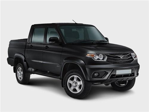 Новость про УАЗ Pickup - УАЗ «Пикап» 2019