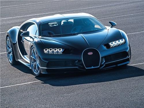 Новость про Bugatti Chiron - Bugatti Chiron 2017