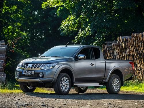 Mitsubishi Pajero Sport и L200 прибавили в цене