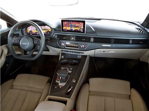 Audi A5 Sportback 2017 салон