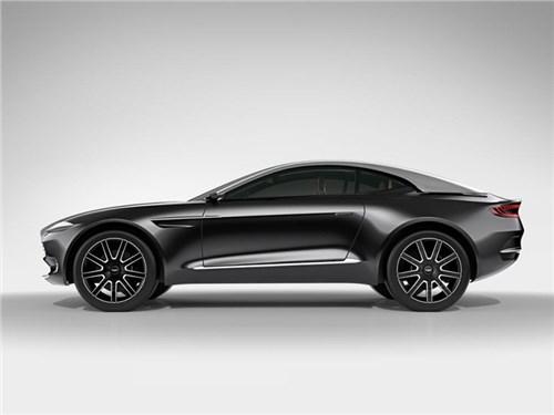 Aston Martin выпустит кроссовер уже в следующем году