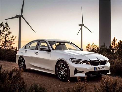BMW сделали волшебную кнопку