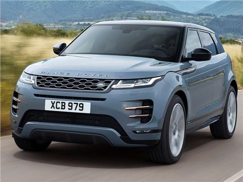 Новый Range Rover Evoque представлен официально
