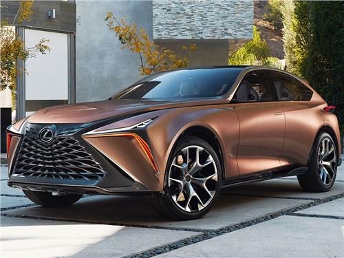 Lexus готовит конкурента Lamborghini Urus