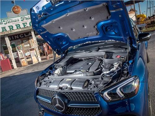 Mercedes-Benz GLE 2020 двигатель