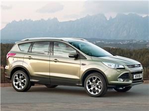 Ford Kuga скоро появится в России