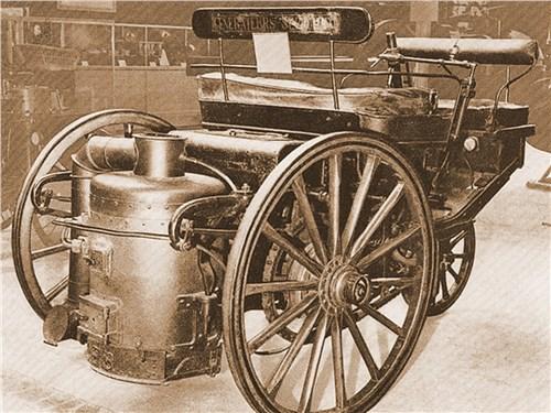 Паровой трицикл, созданный вместе с Леоном Серполле, по мнению Армана Пежо, оказался слишком тяжелым