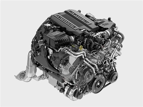 Новость про Cadillac - V8 Blackwing