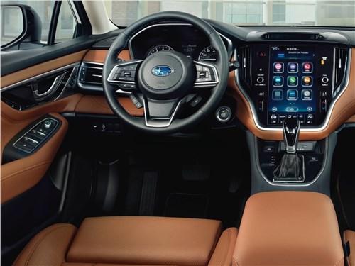 Subaru Legacy - Subaru Legacy 2020 салон