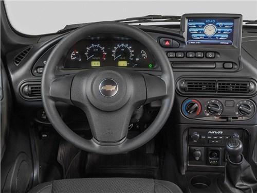 Новость про Chevrolet Niva - Представлена обновленная Сhevrolet Niva