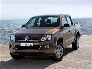 Volkswagen Amarok – всемирно признан «Внедорожником года»