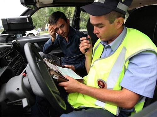 МВД предлагает изымать автомобили у пьяных водителей