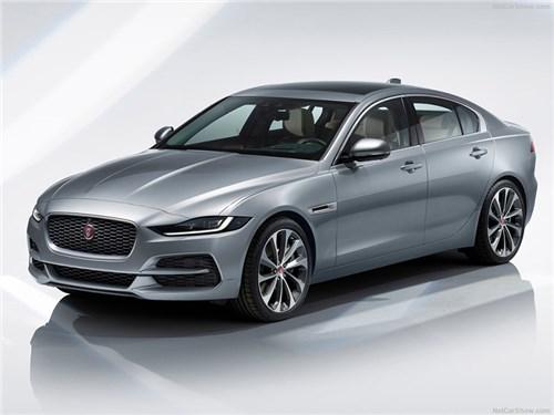 Новость про Jaguar - Jaguar XE 2020