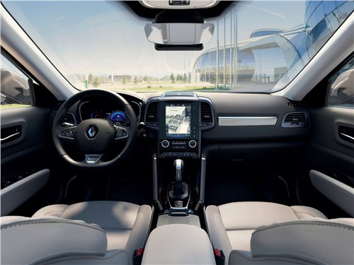 Renault Koleos - Renault Koleos 2020 салон