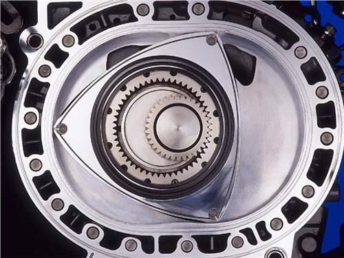 Новость про Mazda - Mazda запатентовала турбированный роторный двигатель
