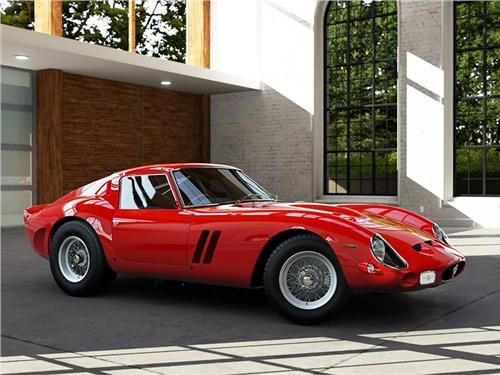 Ferrari 250 GTO признали произведением искусства